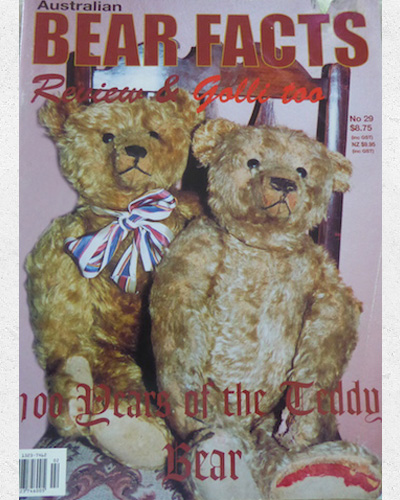 Bear Facts Review Magazine a