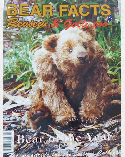 Bear Facts Review Magazine d