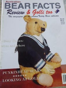 Bear Facts Review Magazine f