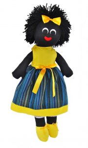 Gillian The Golliwog