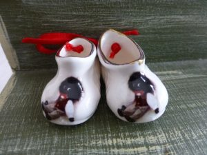 Golliwog Miniature Shoes