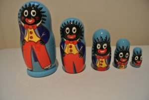 Large Set Of Babushka Dolls