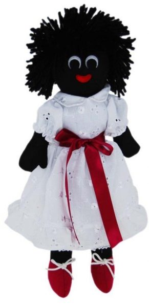 Lucille the Golliwog