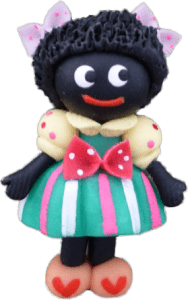Miniature-Little-Girl-3cm-Golliwog