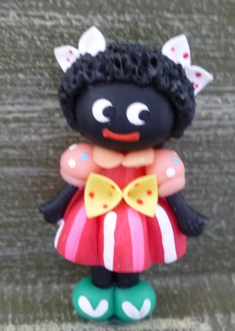 Miniature Little Girl Golliwog4