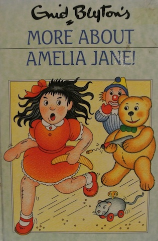 More About Amelia Jane