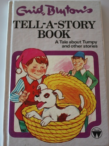 Tell-A-Story Book by Enid Blyton