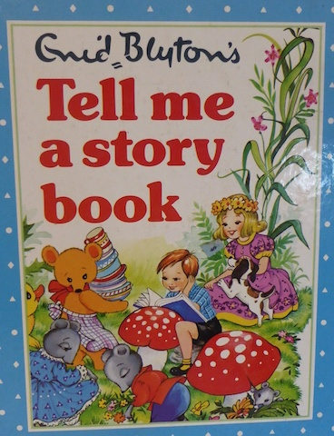 Tell Me A Story Book