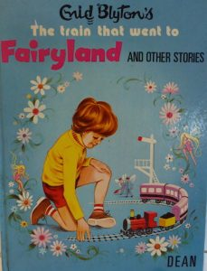 The Train That Went To Fairyland