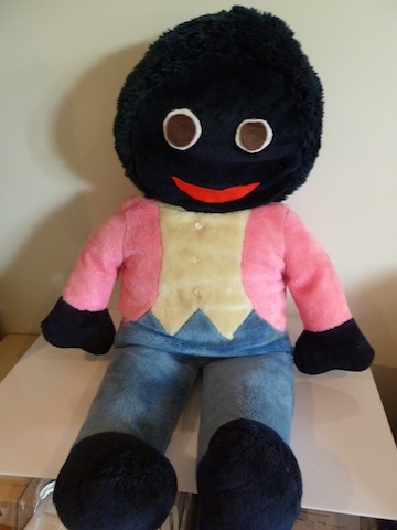 Very Large Pre-loved Golliwog