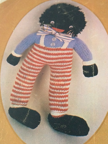 Knitted Golliwog Pattern : Knitted Golliwog Pattern - All Things Golliwog