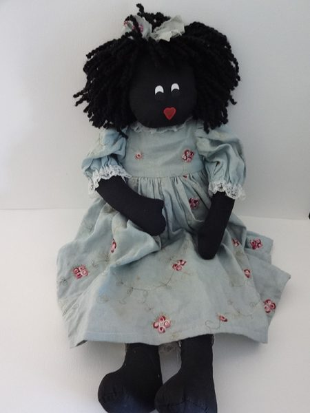 Antonia the Golliwog