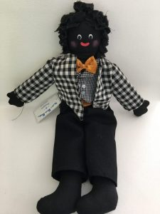 BUSH BABY GOLLIWOG MALE