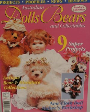 Australian Dolls and Bears Magazine Magazine