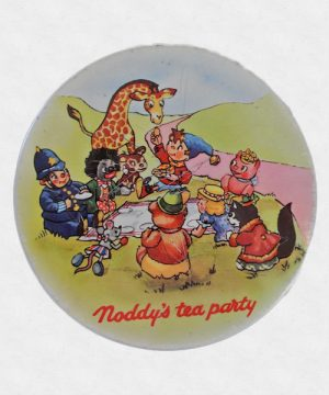 Noddy's Tea Party Tin