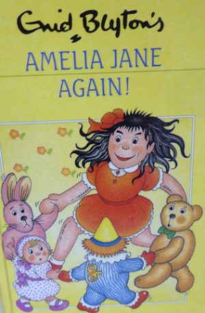 Amelia Jane Again! by Enid Blyton