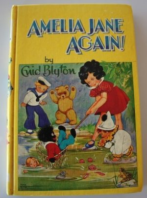Golliwog Book: Amelia Jane Again! by Enid Blyton