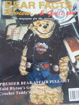 Bear Facts Review Magazine