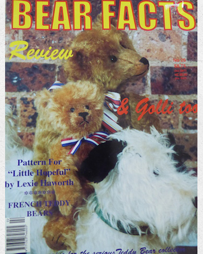 Bear Facts Review and Golli Too Magazine