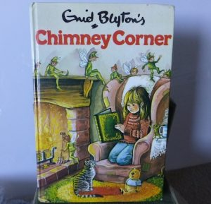 Golliwog Book: Chimney Corner by Enid Blyton