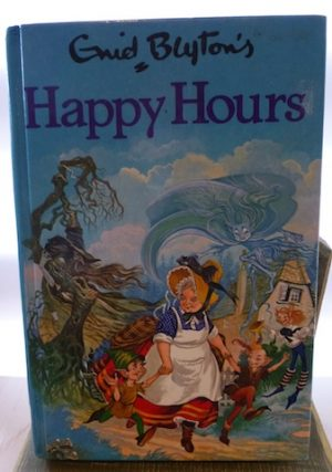 Golliwog Book: Happy Hours by Enid Blyton