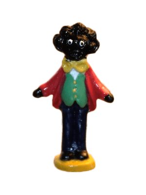 Miniature Little Boy Golliwog