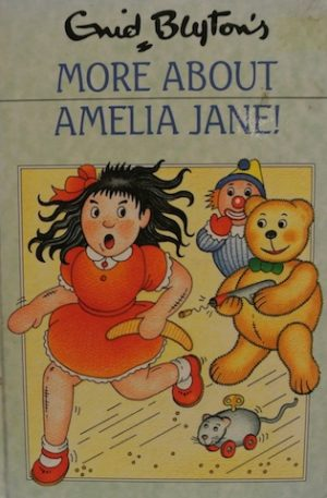 Golliwog Book: More About Amelia Jane!