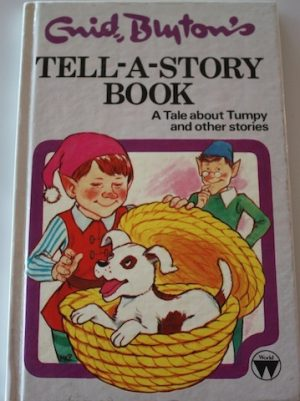 Golliwog Book: Tell-A-Story Book by Enid Blyton