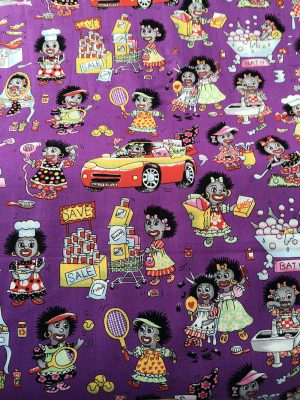 Fabric: Busy Golly Ladies!