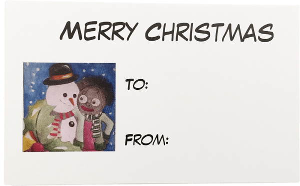 Gift Cards: Merry Christmas