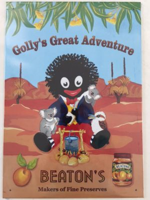 Tin Sign: Gollys Great Adventures