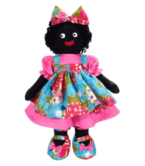 Kate Finn: Treasure 41cm Golliwog