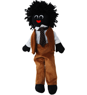 Elka: William boy Golliwog
