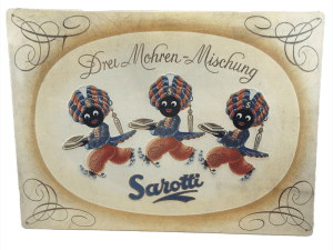 Tin Sign: Sarotti 2