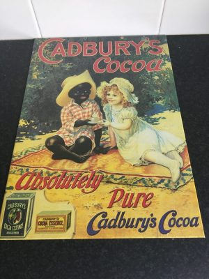 Tin Sign: Cadbury Children Picnic