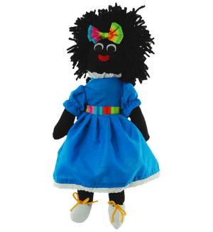 Elka: Heather Golliwog