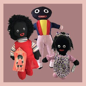 Pre-loved Golliwogs