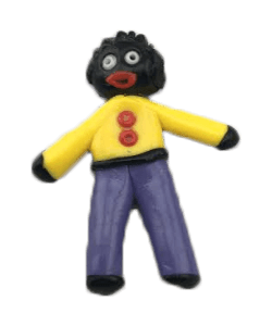 Clay Male Golliwog