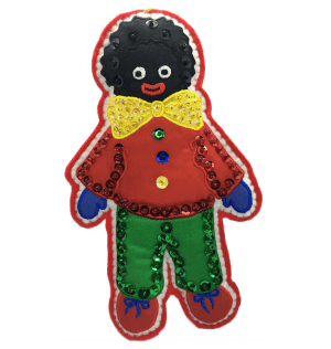 Golliwog Christmas Decoration