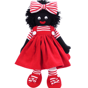 Kate Finn: June 41cm Golliwog