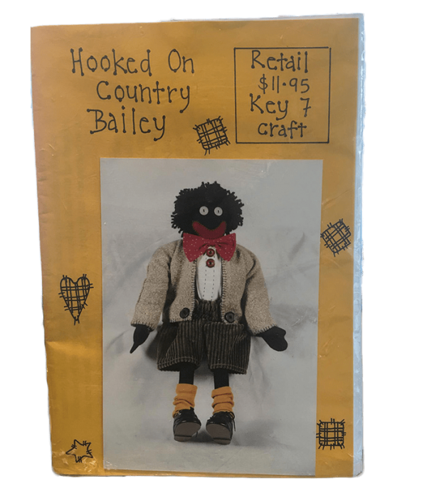 Golliwog Pattern: Hooked on Country Bailey