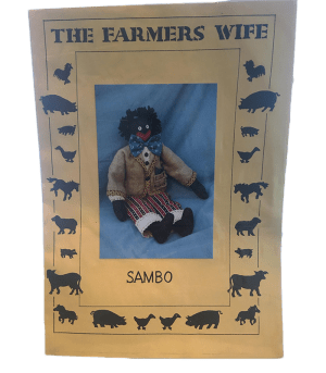Golliwog Pattern: Sambo by The Farmers Wife