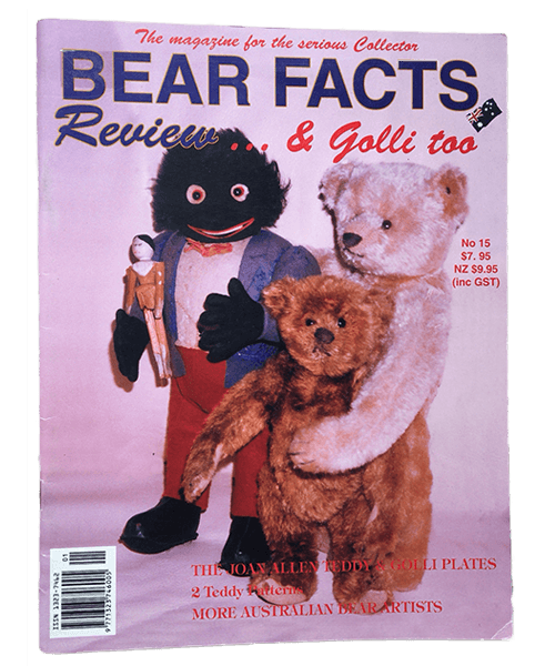 Bear Facts Review & Golli too Magazine