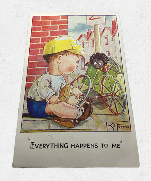 Postcard - Everything Happens to me