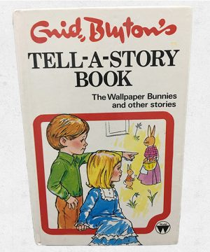 Enid Blyton's Tell a Story book