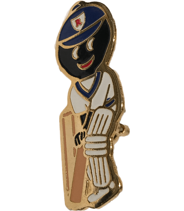 Robertsons Badge: Cricket