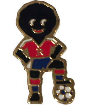 Robertsons Badge: Football
