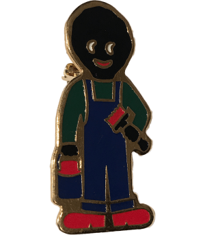 Robertsons Badge Painter Golliwog