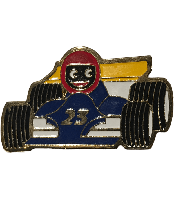 Robertsons Badge: Racecar