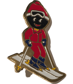 Robertsons Badge: Skiing